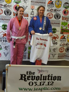 03-12-2012 Revolution - Andrea Aldous, 2nd Place