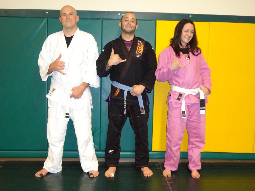 Joe, Jeremy & Andrea