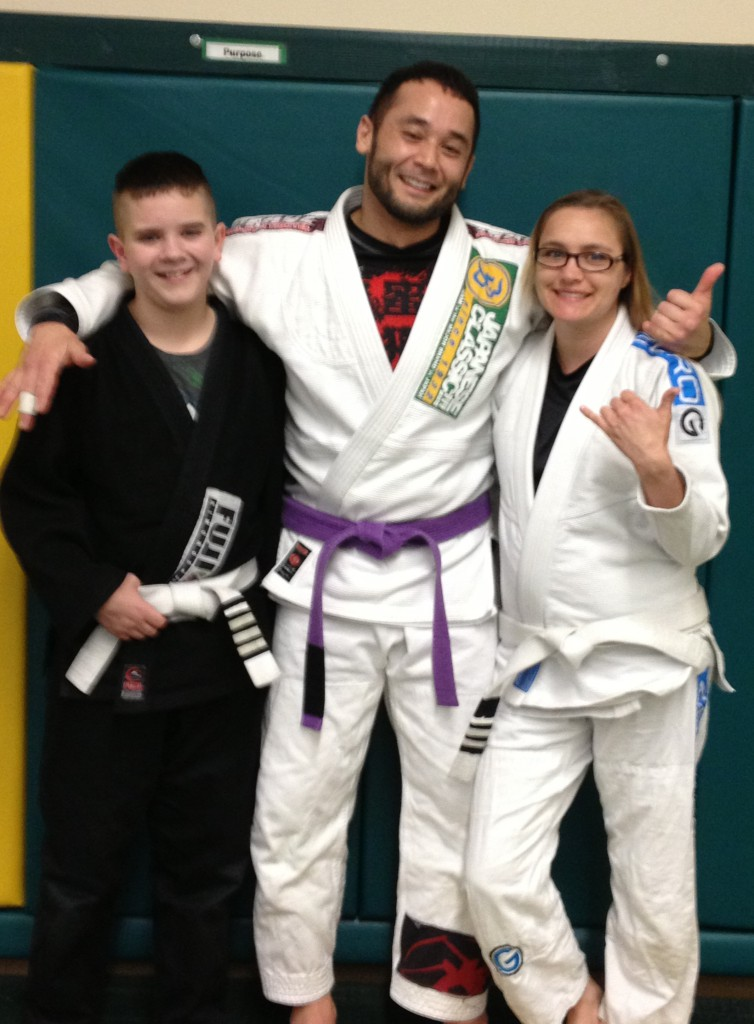 Congratulations to Joel Arnall and Christan Jones on Another Stripe!