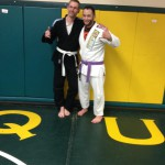 Congratulations to Shawn Highfill on his 3rd Stripe from Quincy Brazilian Jiu-Jitsu