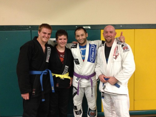 Congratulations to Jayden, Cort and Joel on their promotions from Quincy Brazilian Jiu-Jitsu