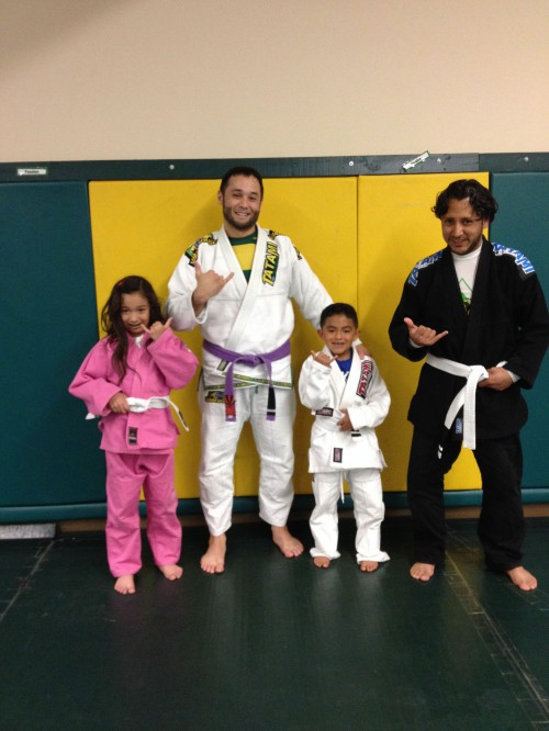 Congratulations to Allie, Momo & Jesus on their promotions from Quincy Brazilian Jiu-Jitsu