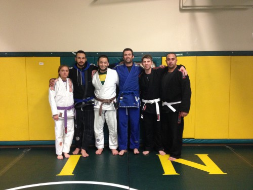 Congratulations Devon, Edson, Joel, Jason and Christan for Earning Another Stripe