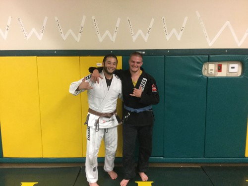 Congratulations to Jayden on earning his 4th stripe