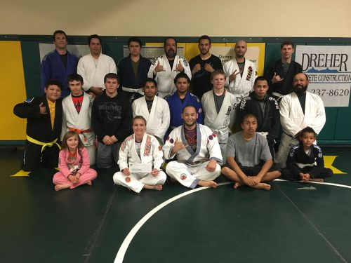 Quincy Brazilian Jiu-Jitsu Raises Enough Money for Mats