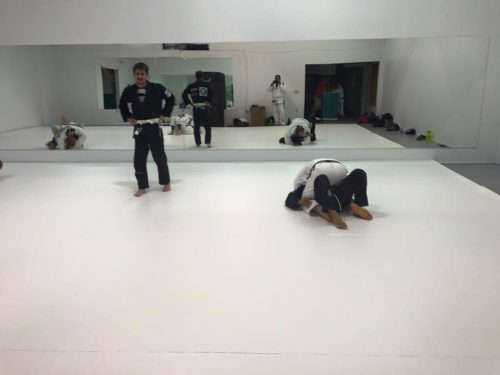 Quincy Brazilian Jiu-Jitsu New Mats and New Location at 105 2nd Ave SE, Quincy