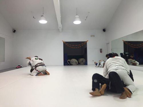 QBJJ New Mats and New Location at 105 2nd Ave SE, Quincy Washington