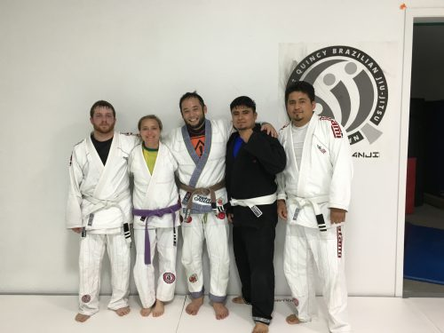 Congratulations to Chase, Christan, Orlando & Jorge on earning another stripe