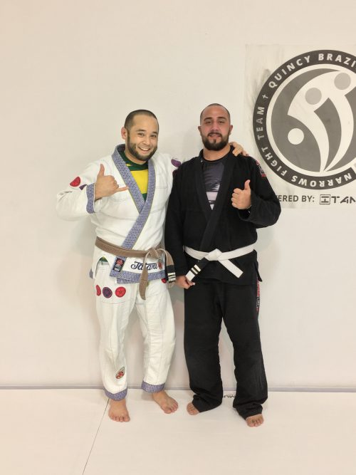 Congrats to Joel earning his 2nd stripe