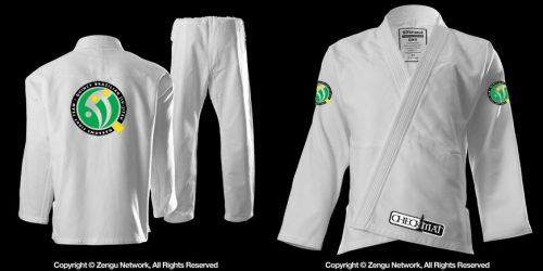 93 Brand Customized Embroidered Gi from Zengu