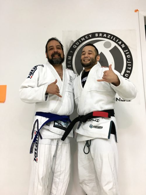 Congratulations to Silvie on Being Promoted to Bluebelt!