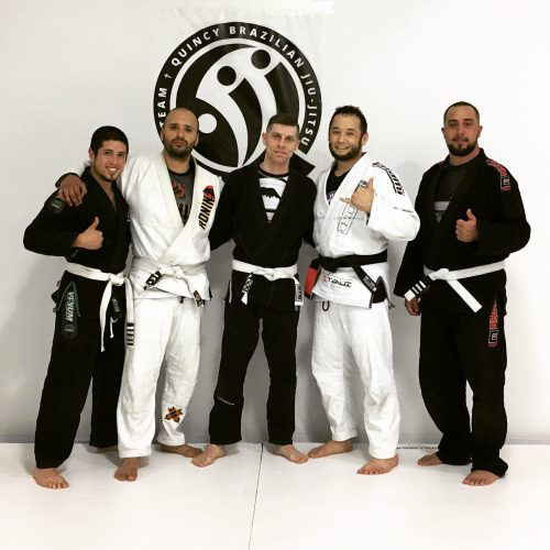 Congratulations to Luke, Juan, Devon and Joel on Earning Another Stripe