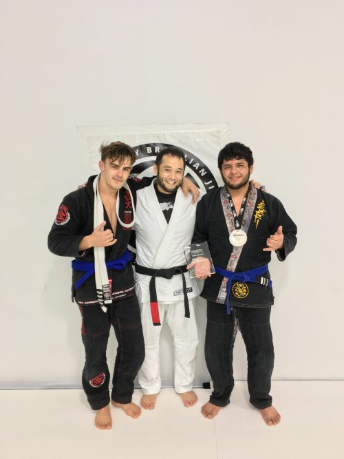 Congratulations to Edward & Fernando on their Blue Belt Promotions From Quincy Brazilian Jiu-Jitsu