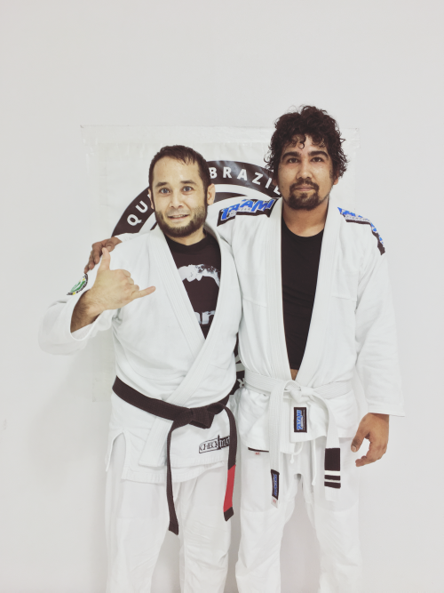 Congratulations to Michael on Earning His 2nd Stripe from Quincy Brazilian Jiu-Jitsu