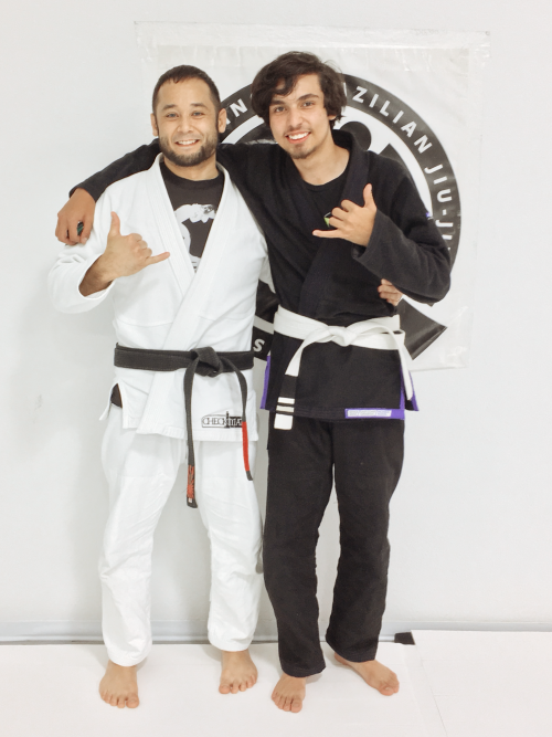 Congratulations to Isaak on Earning Another Stripe from Quincy Brazilian Jiu-Jitsu
