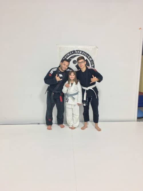 Congratulations to Alexis and Ezekiel, earning another stripe from Quincy Brazilian Jiu-Jitsu in Grant County, WA